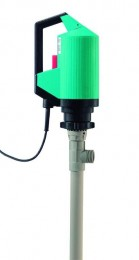 Drum pumps with PP pump unit