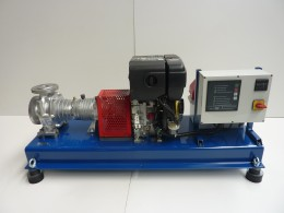 Diesel Powered Thermal Oil Pump