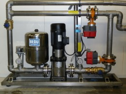 Customized Pressurisation Systems