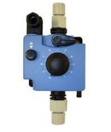 Pneumatic dosing pump series