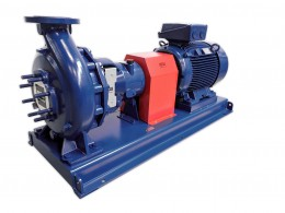 RB pump series with channel impeller