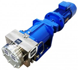 Hollow disc pumps