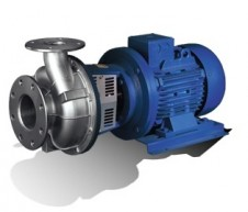 HD pump series with closed impeller