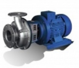 HG pump series with open impeller