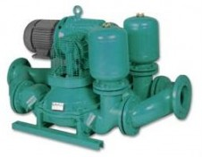 "4"" Diaphragm pumps dual-action (2 x 3"")"