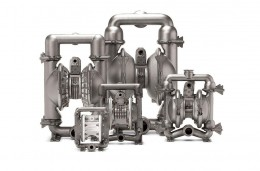 Versa Matic Food Processing diaphragm pumps