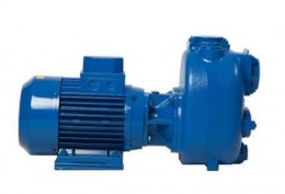 S pump series Monoblock
